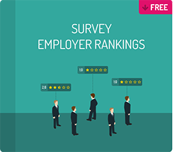 Survey Employer Rankings