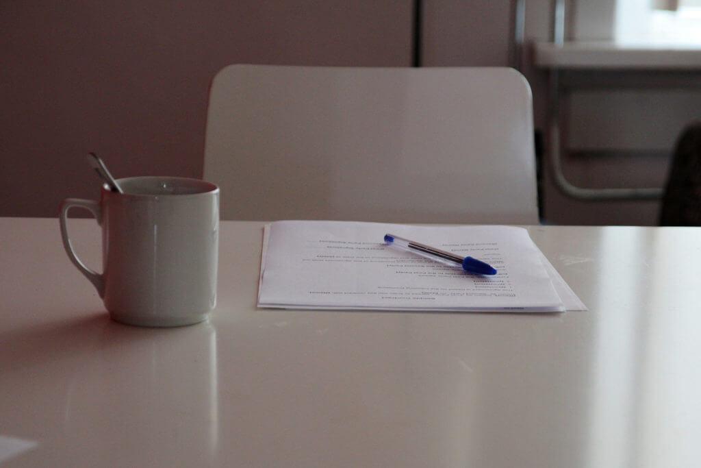 Form & Inhalt Arbeitsvertrag